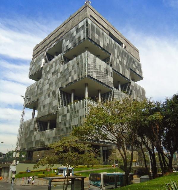Edificio Edise - Sede da Petrobras