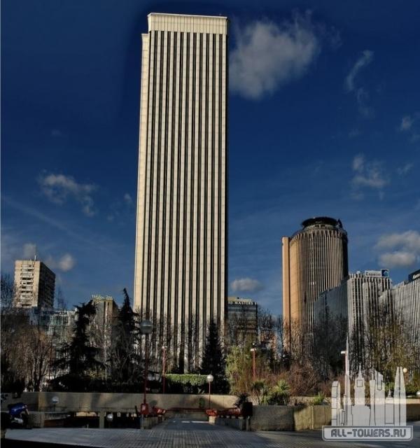 Torre Picasso (Башня Пикассо)