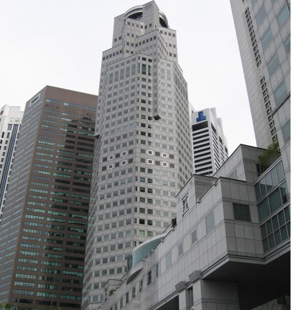 united overseas bank plaza two