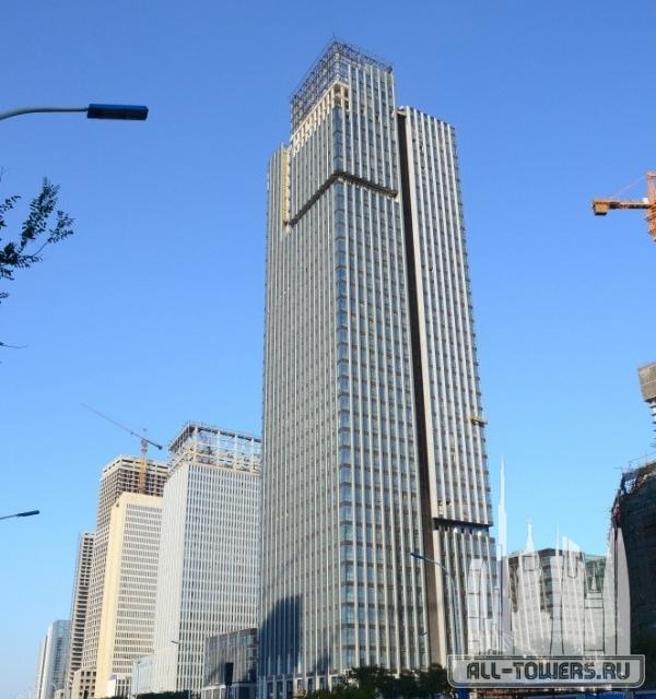 Binhai Cathay Tower