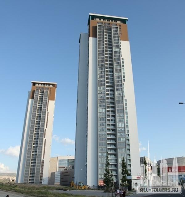 Nata Vega Park Towers
