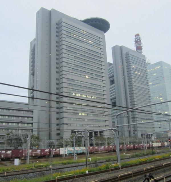 Saitama Government Tower 2