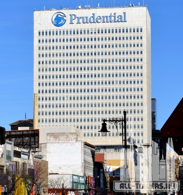 prudential plaza building