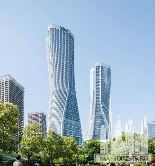 Raffles City Hangzhou Towers