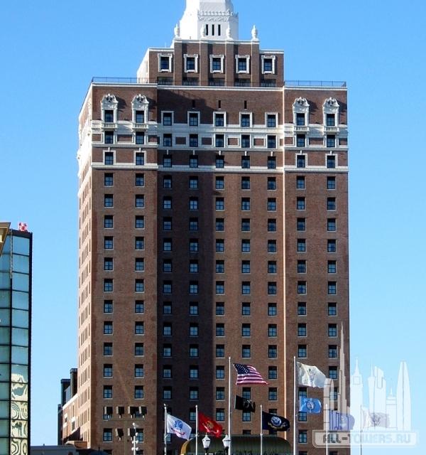 claridge tower at bally's