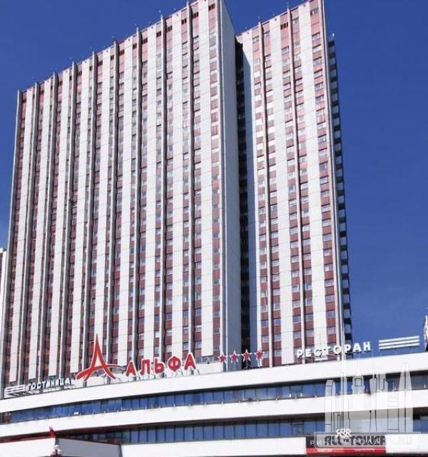 гостиничный комплекс «измайлово» «альфа»