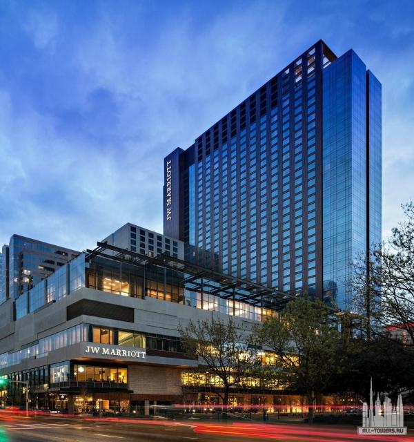 JW Marriott Convention Center Hotel