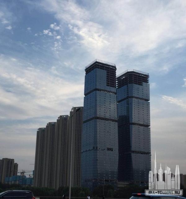 Taiyuan Sea La Cite Towers