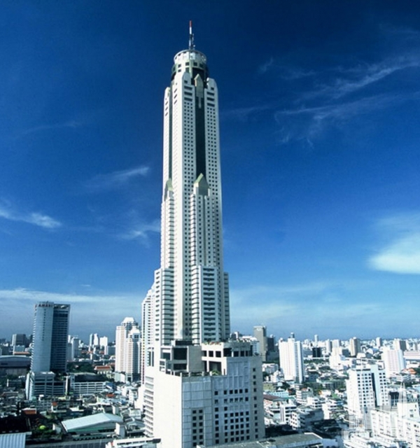 baiyoke tower 2 (башня байок 2)
