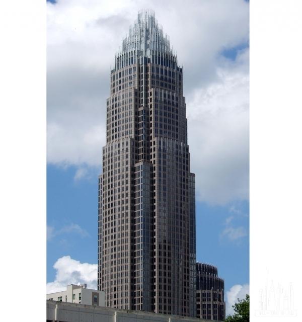 Bank of America Corporate Center (Корпоративный центр Банка Америки)