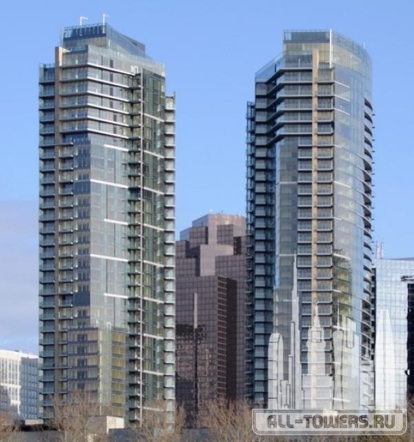 Bellevue Towers One