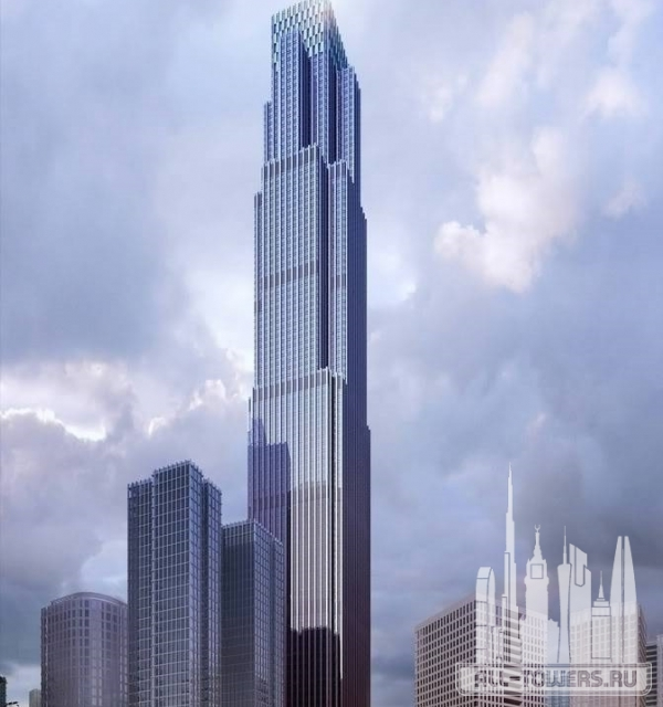 Chongqing International Financial Center