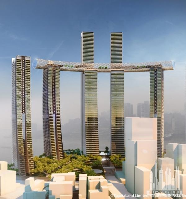 raffles city chongqing t3n