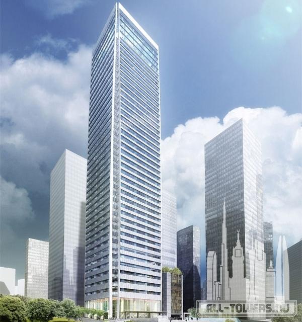 Chongqing Rural Commercial Bank Financial Building