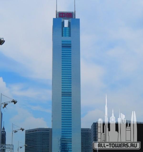citic plaza (башня citic)