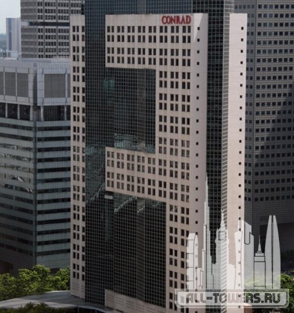 conrad international hotel singapore