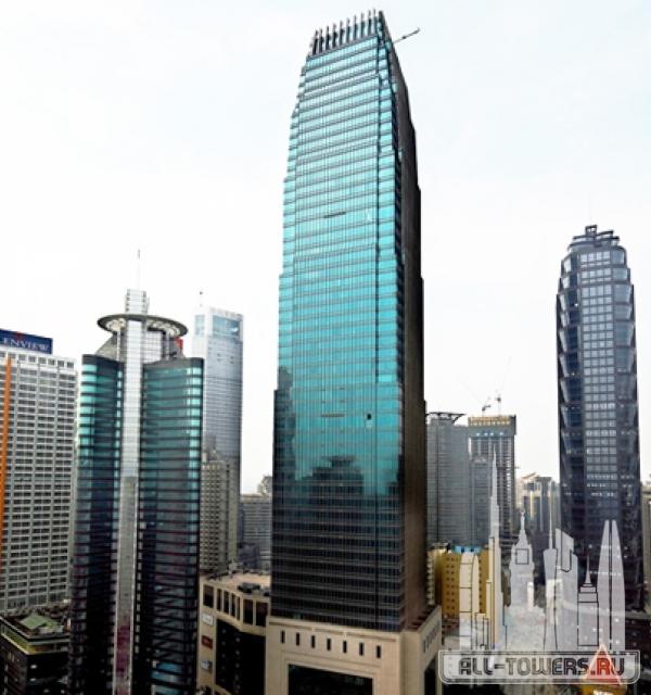 yingli international finance centre (международный финансовый центр ингли)