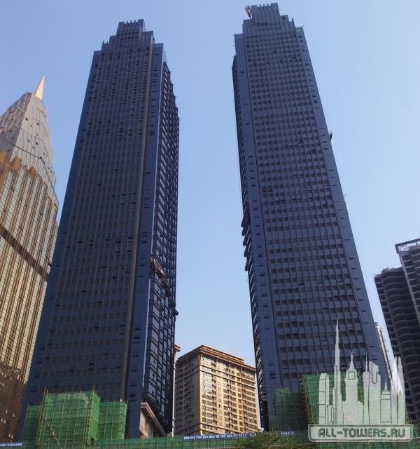 Crowne Plaza Chongqing Towers