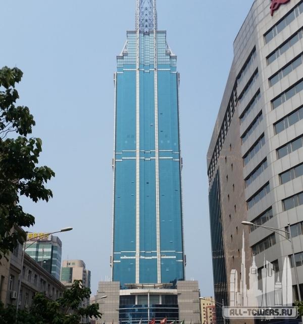 Dalian World Trade Center