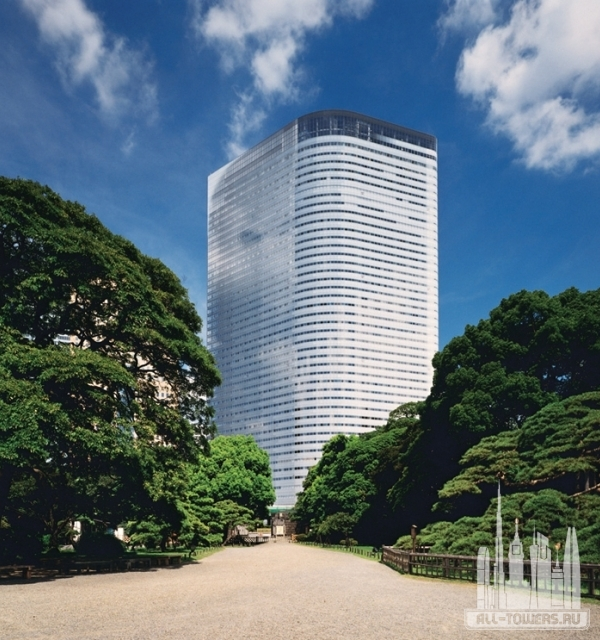 Dentsu Headquarters Building