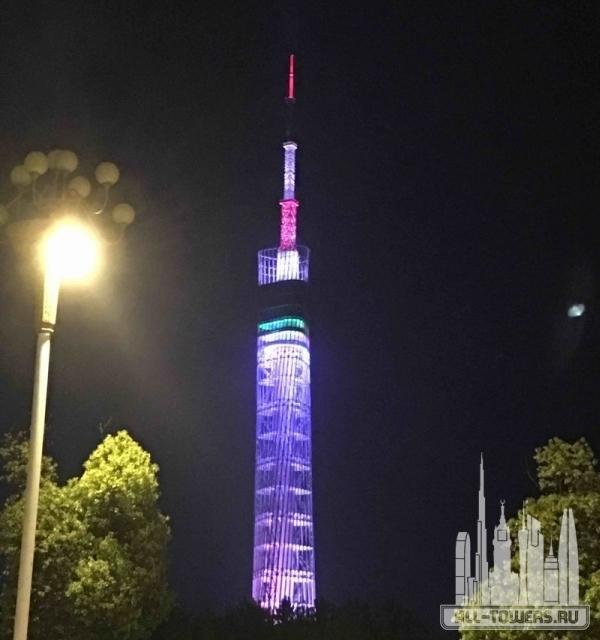 huai'an tv tower