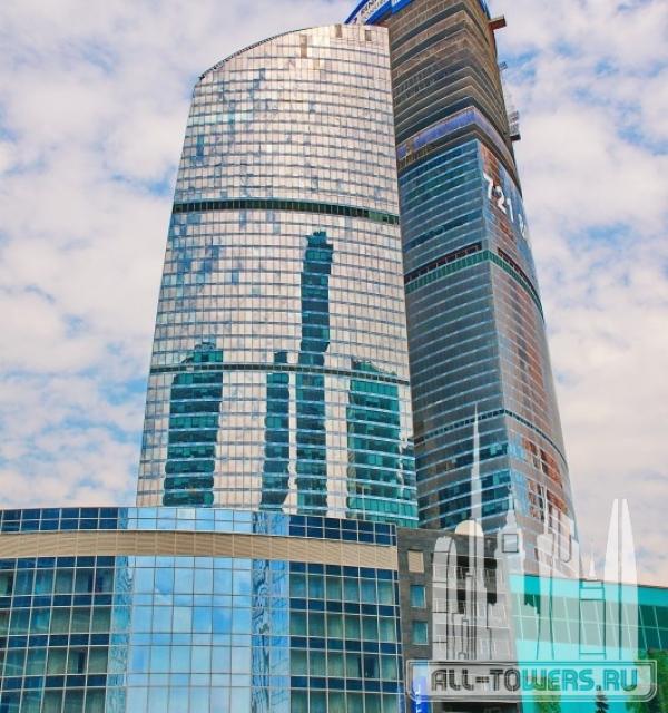 башня федерация «запад»