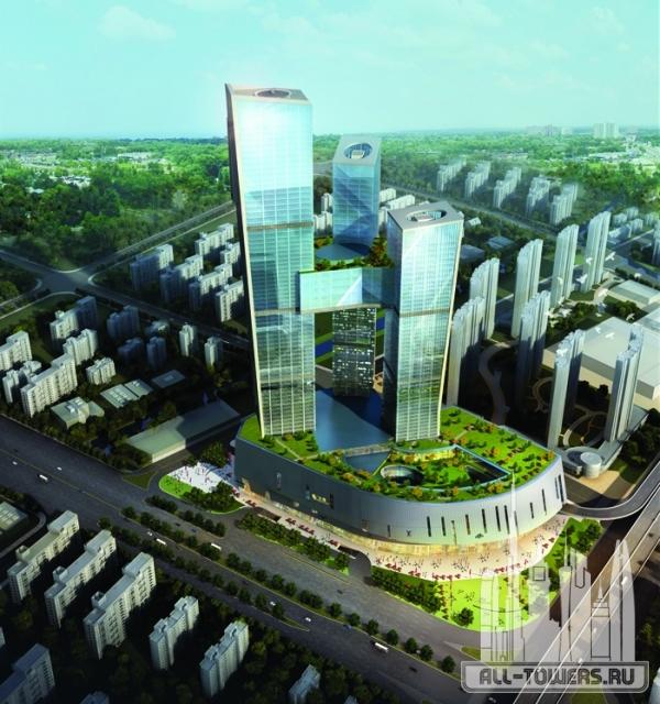 Golden Eagle Tiandi Tower A