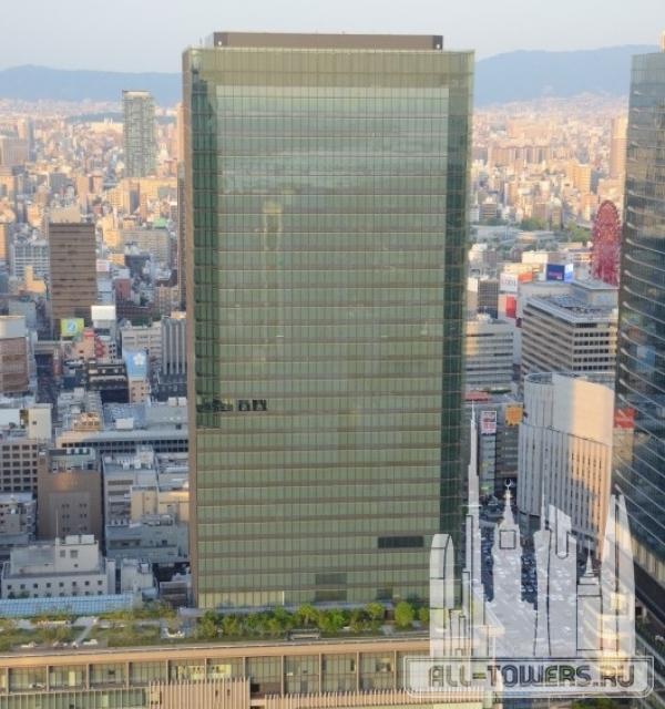 Grand Front Osaka Block B South Tower