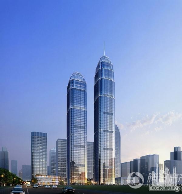 Guiyang Financial Center Tower 1