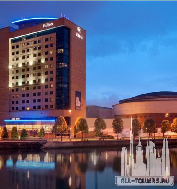 belfast international hilton hotel