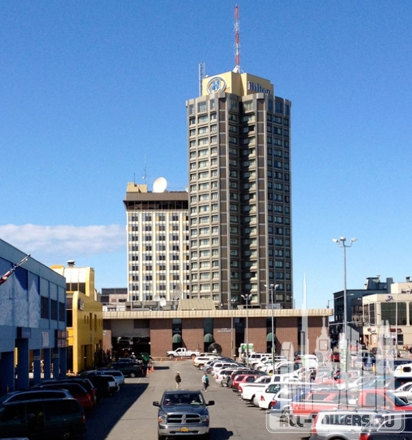 anchorage hilton east tower