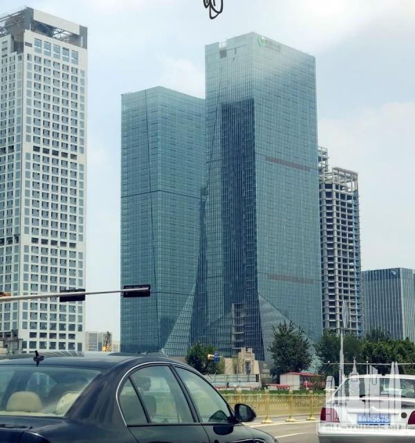 China Life Towers