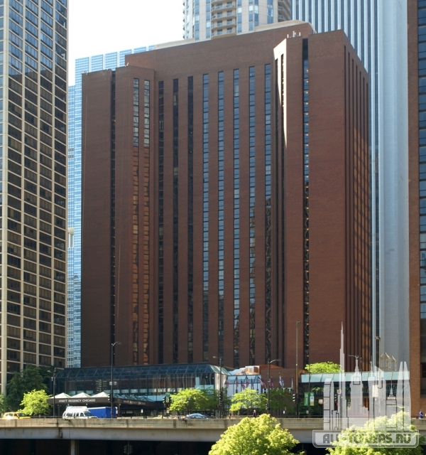 Illinois Centre - Hyatt Regency Chicago 1