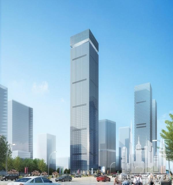 xi an glory international financial center