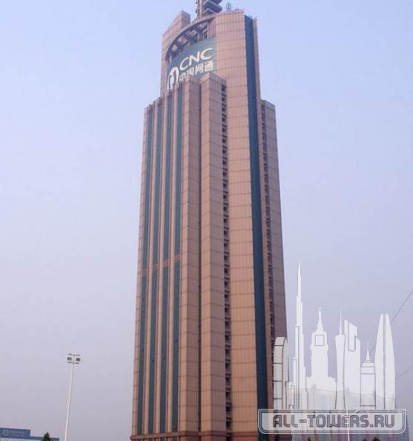 Shijiazhuang No.2 Telecommunication Hub Building