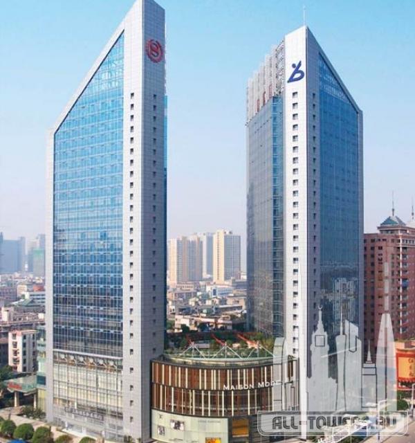Hunan Yunda International Plaza A