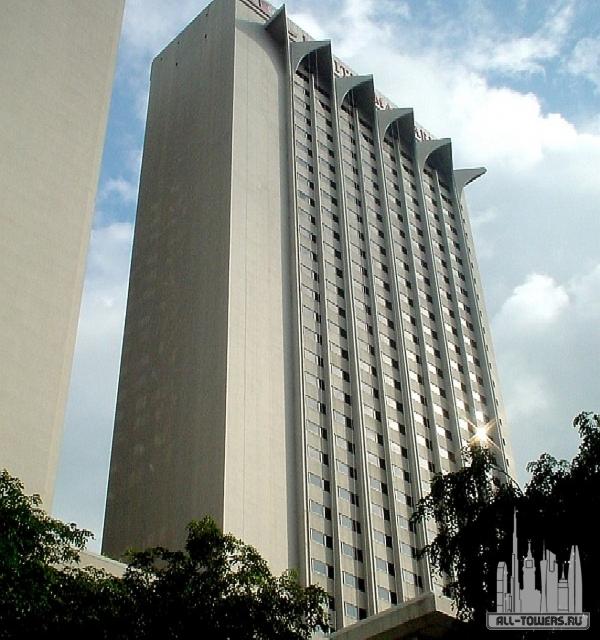 meritus mandarin singapore tower 1