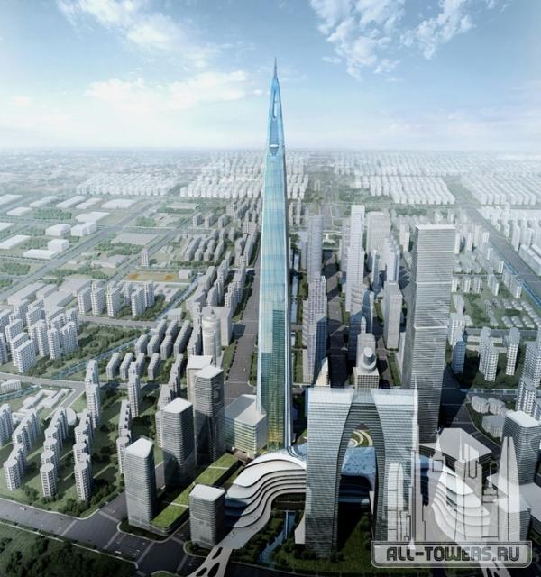 suzhou zhongnan center