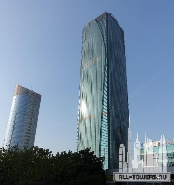 International Commerce Square