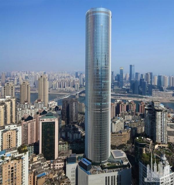 chongqing poly tower