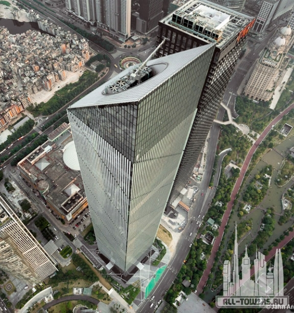 leatop plaza (башня леатоп плаза)