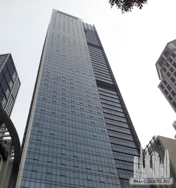 Tianjin Hutchison Whampoa Metro Plaza Main Tower