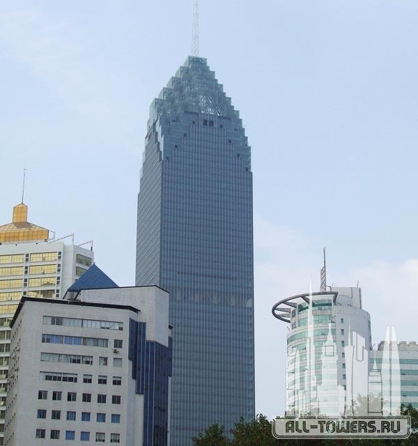 minsheng bank building (башня здание банка миншэн)