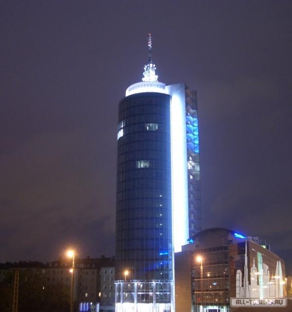 munich city tower
