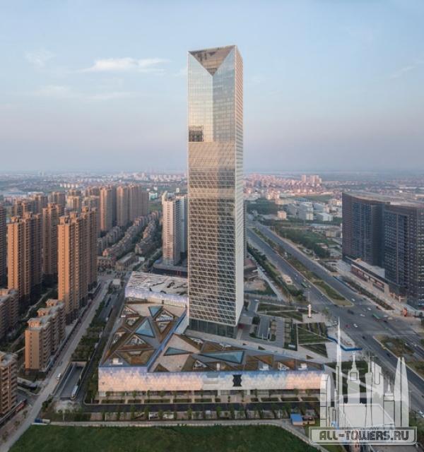 jiangxi nanchang greenland zifeng tower