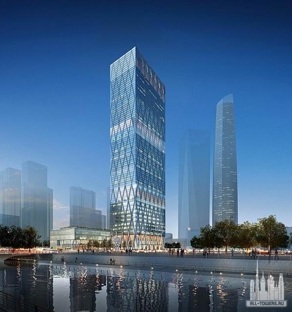 Ningbo Guohua Financial Tower