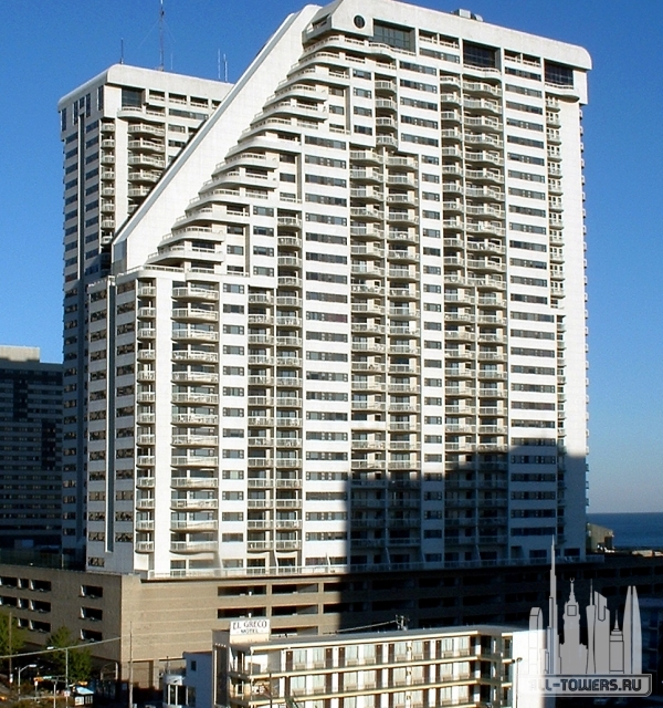 ocean club condominiums west tower