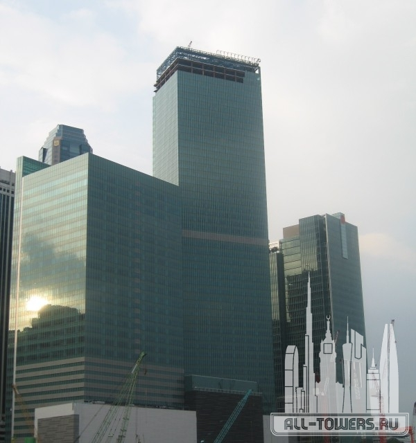 one raffles quay north tower