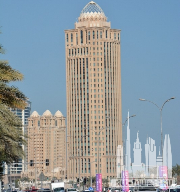 Qatar Telecom Headquarters