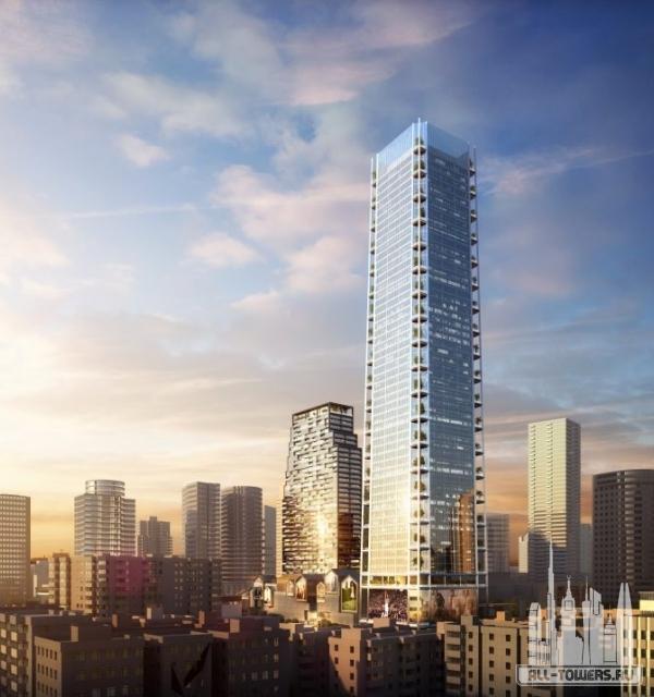 hengfeng guiyang center tower 1